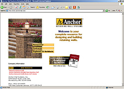 Anchor Wall Systems